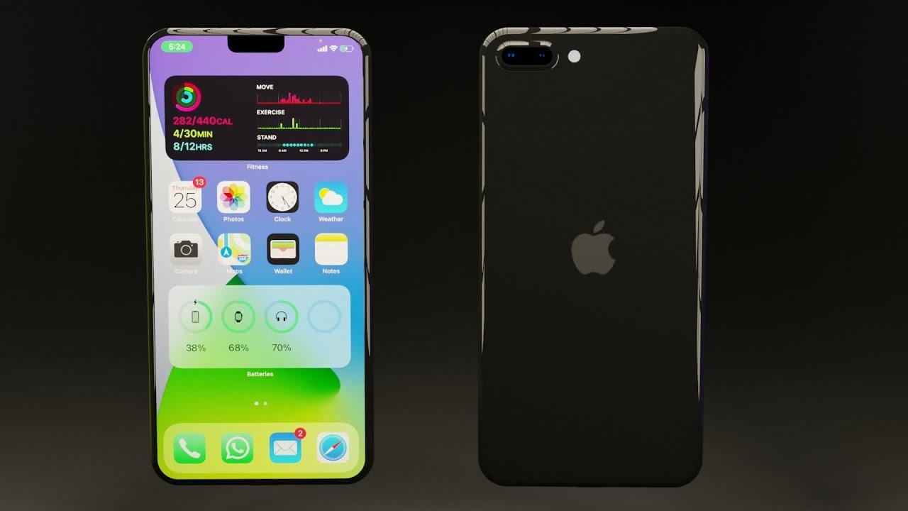 iPhone SE 2021 - YouTube