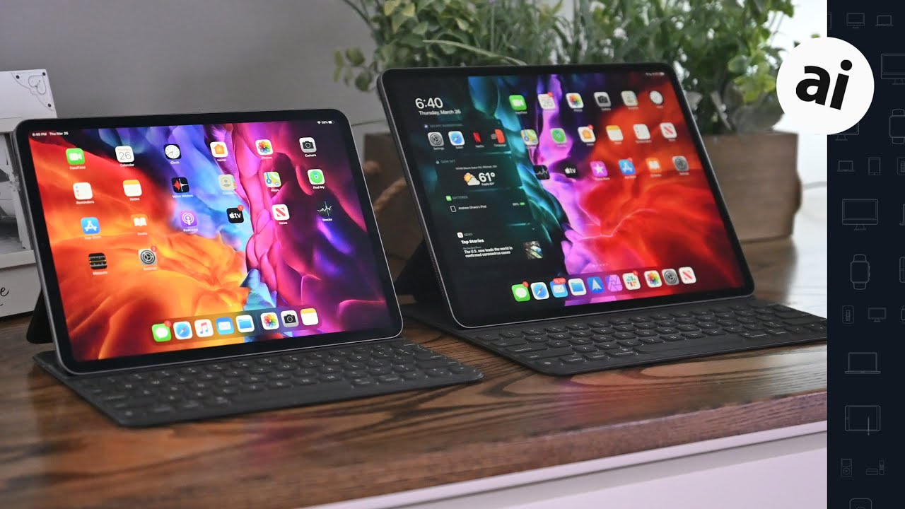 iPad Pro (2020) Review: The Whole Pro Package - YouTube