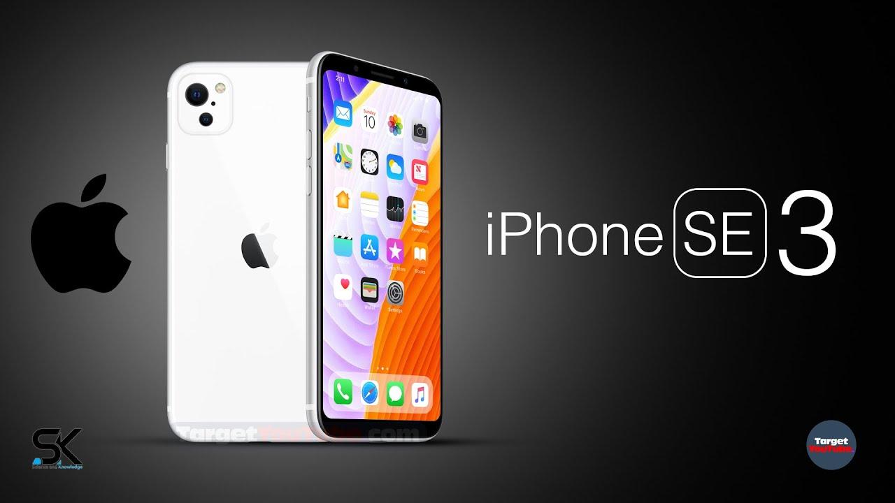 iPhone SE 3 (2021) Introduction — Apple - YouTube