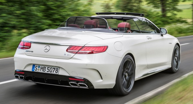 2021 Mercedes S Class Convertible Release Date, Price, Spy ...