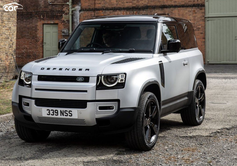 2021 Land Rover Defender 90 SUV Price, Review and Buying ...