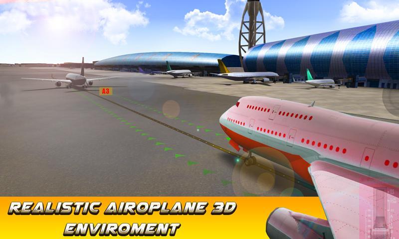 Plane Pilot Flight Simulator 2021 pour Android ...