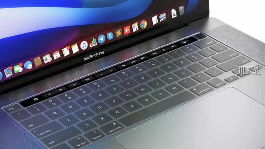 Аpple MacBook Pro (2021) вече няма да има TouchBar
