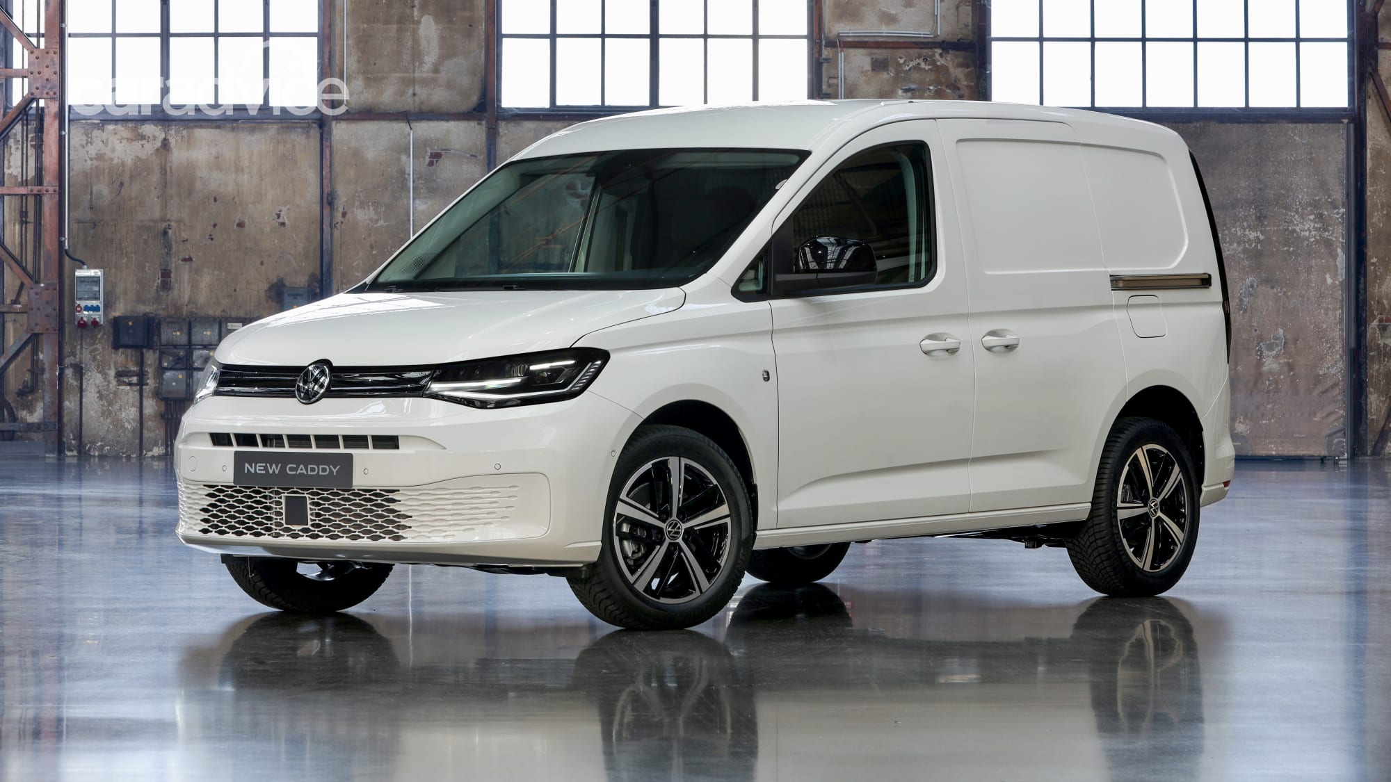 2021 Volkswagen Caddy launches in Europe, Australian ...