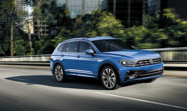 What's New in the 2021 VW Tiguan?   Peoria VW Dealer