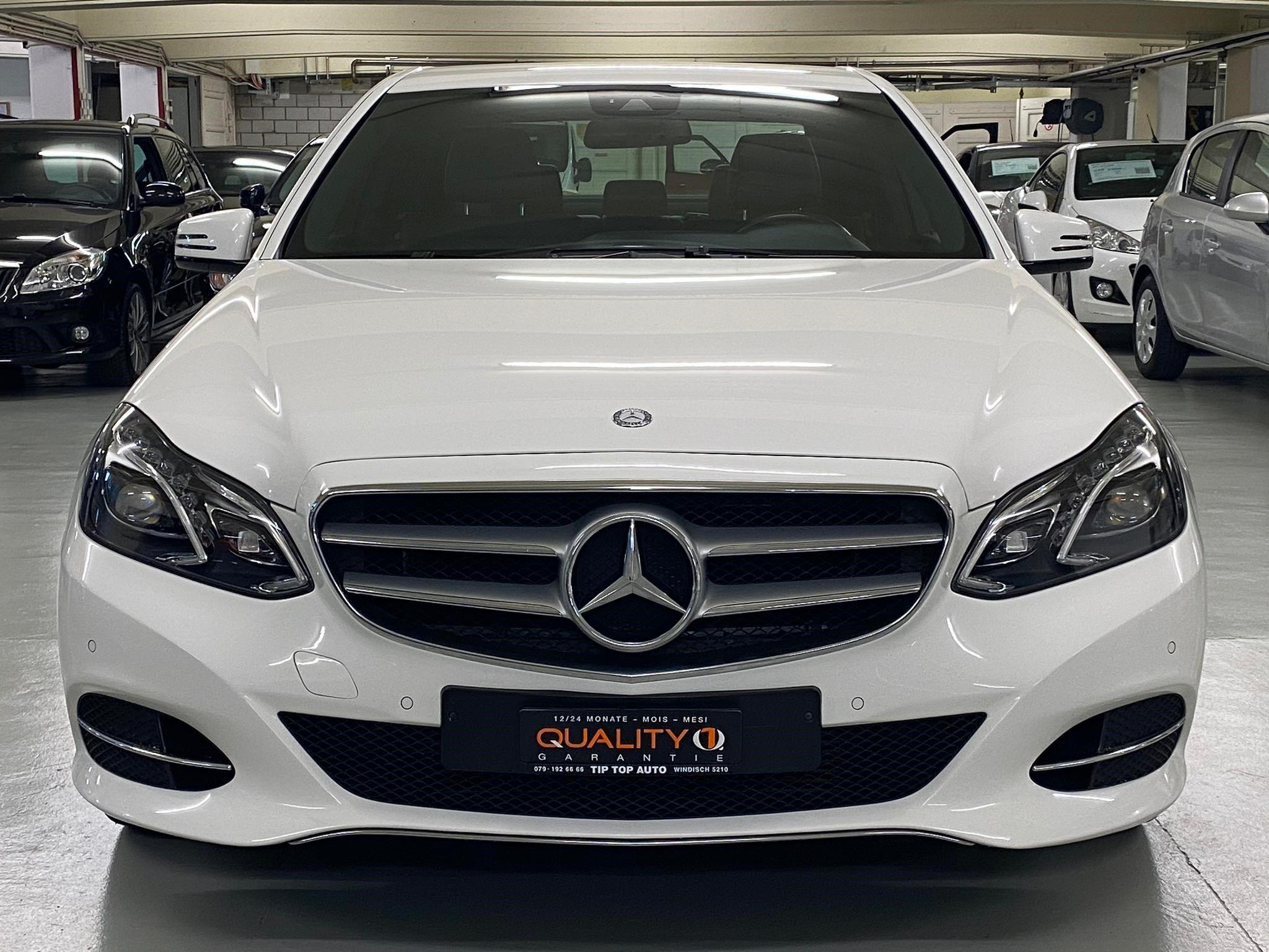 Gebraucht Limousine Mercedes-Benz E-Klasse E 200 CDI ...