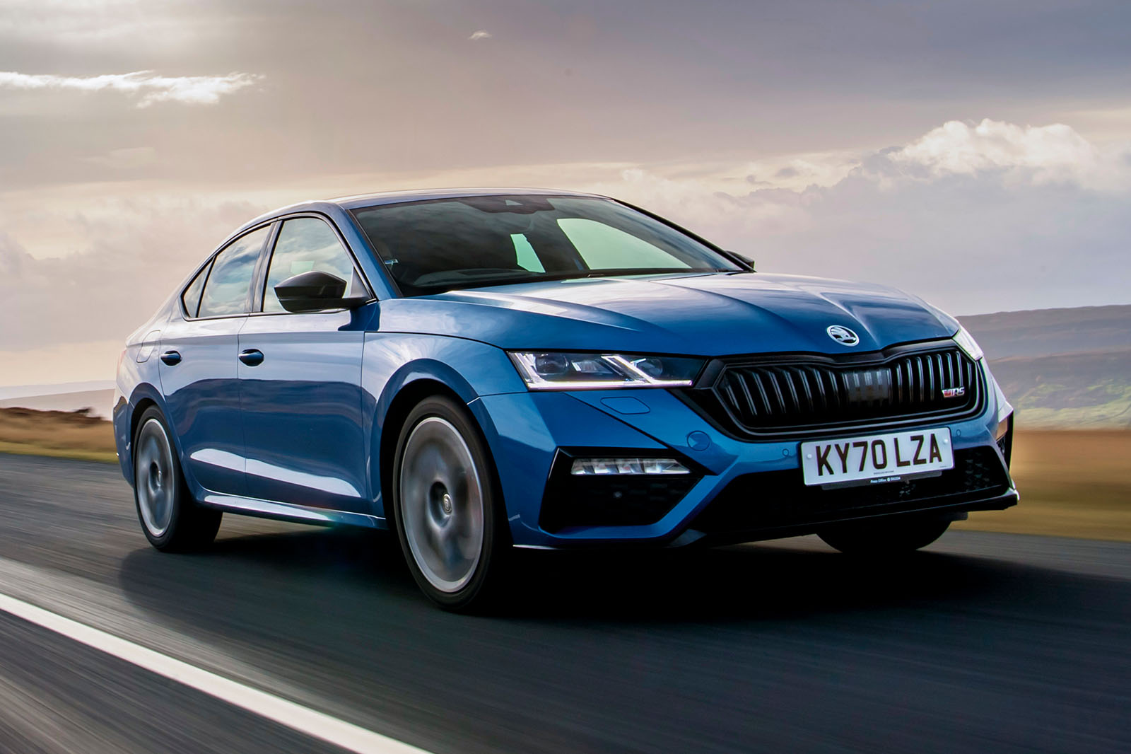 Skoda Octavia vRS TDI 2021 UK review | Autocar