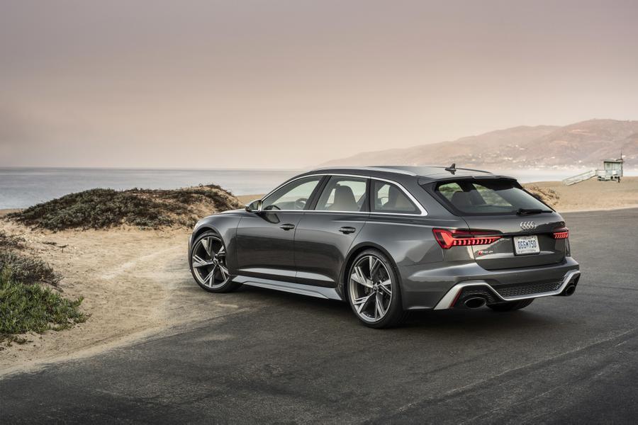 2021 Audi RS6 Specs, Price, MPG & Reviews | Cars.com