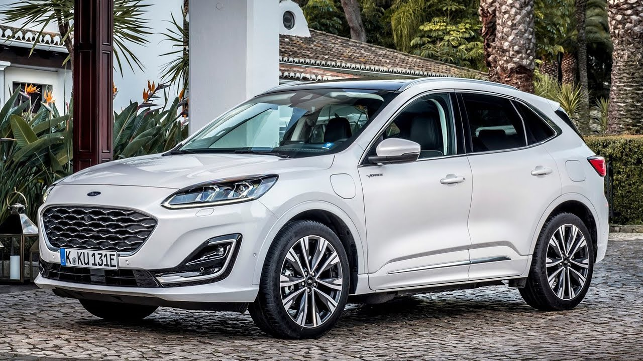 2021 Ford Kuga 2.0 EcoBlue Hybrid - EV Shift