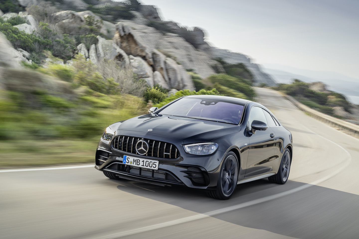 The New 2021 Mercedes-AMG E 53 Coupe And Cabriolet: AMG ...