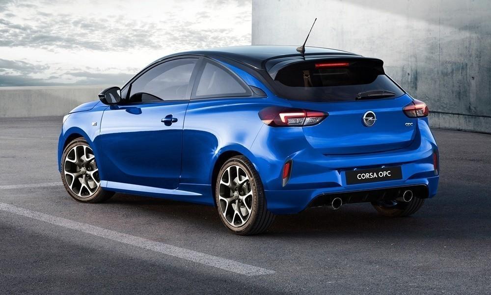 Θα δούμε άραγε και Opel Corsa OPC; | NewsAuto.gr