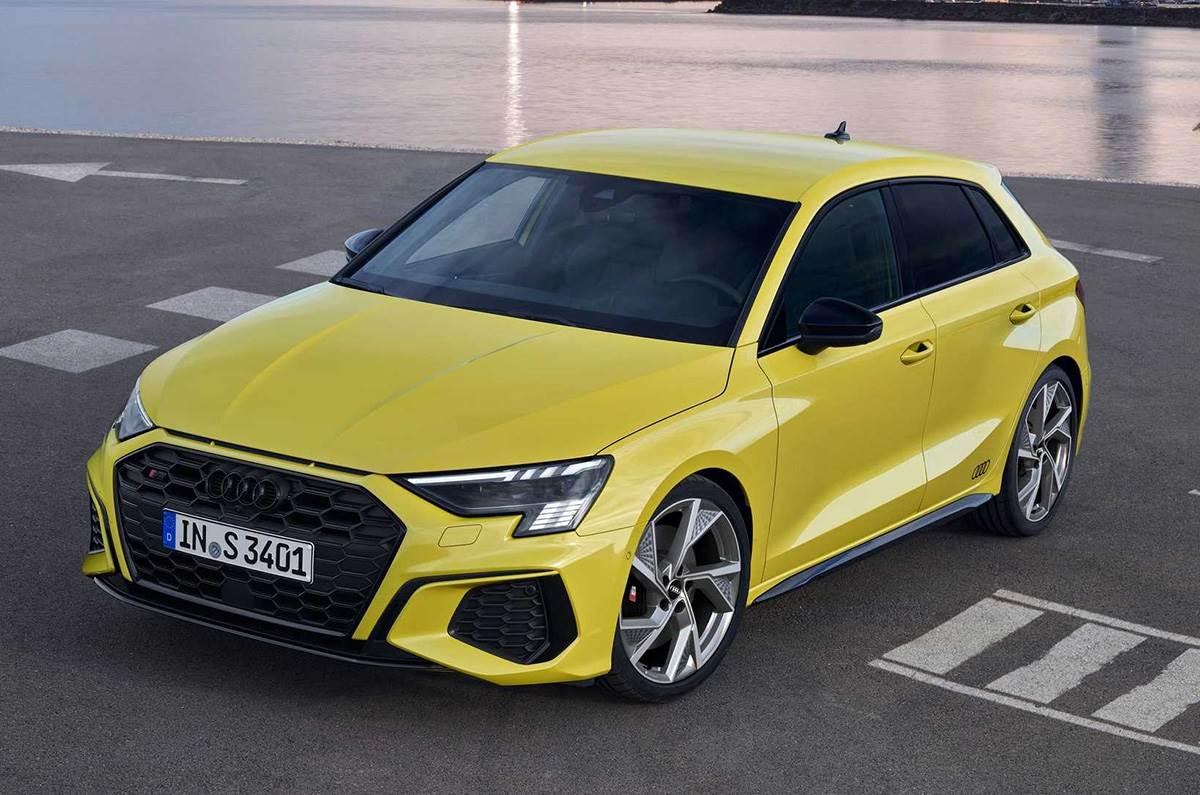 2021 Audi S3 Unveiled - TorqueXpert