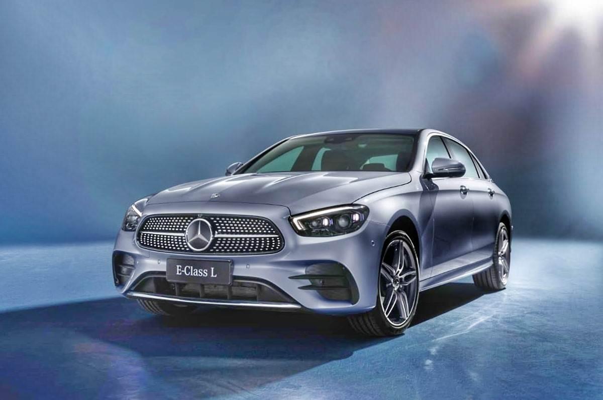 2021 Mercedes-Benz E-class LWB Facelift Unveiled - TorqueXpert