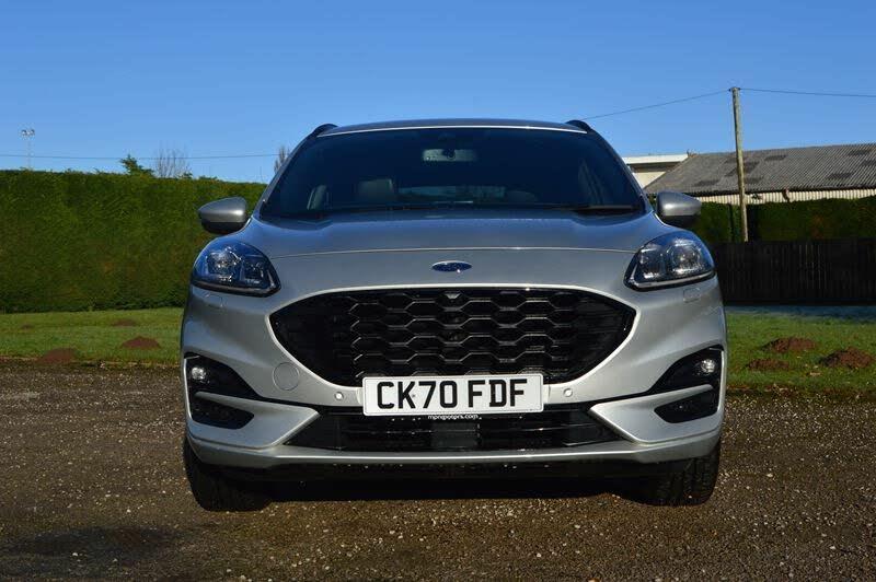 2021 Ford Kuga for sale in Bridgend - CarGurus.co.uk
