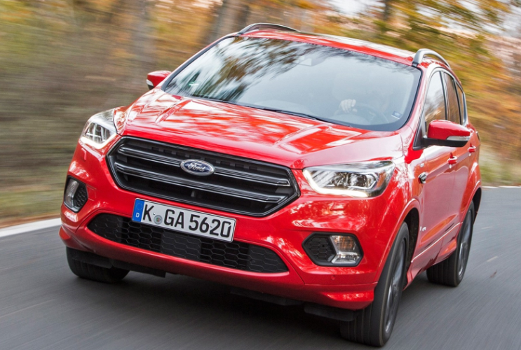 New 2021 Ford Kuga Interior, Release Date, Hybrid | CAR NEWS