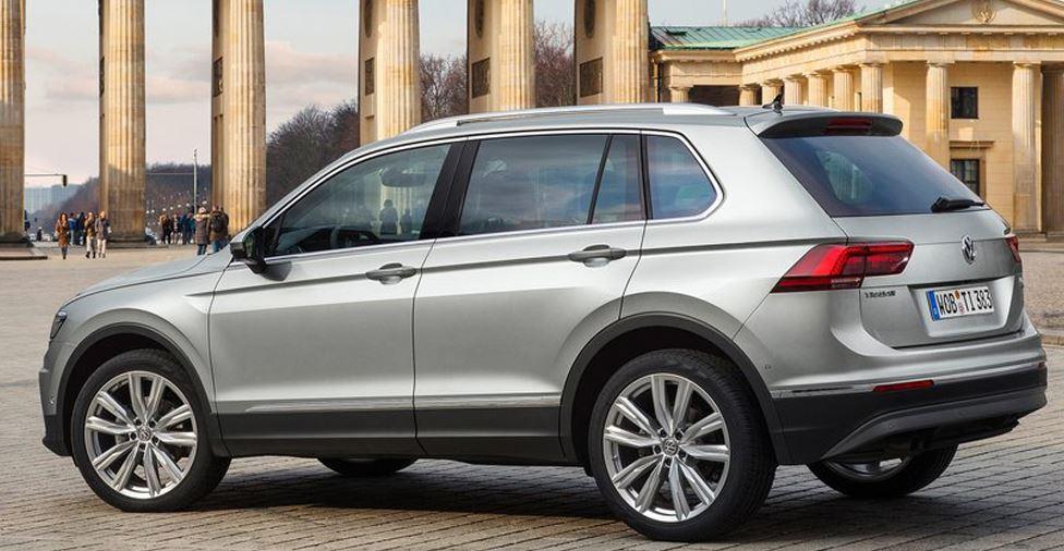 2021 Volkswagen Tiguan Configurations, Price, Interior ...