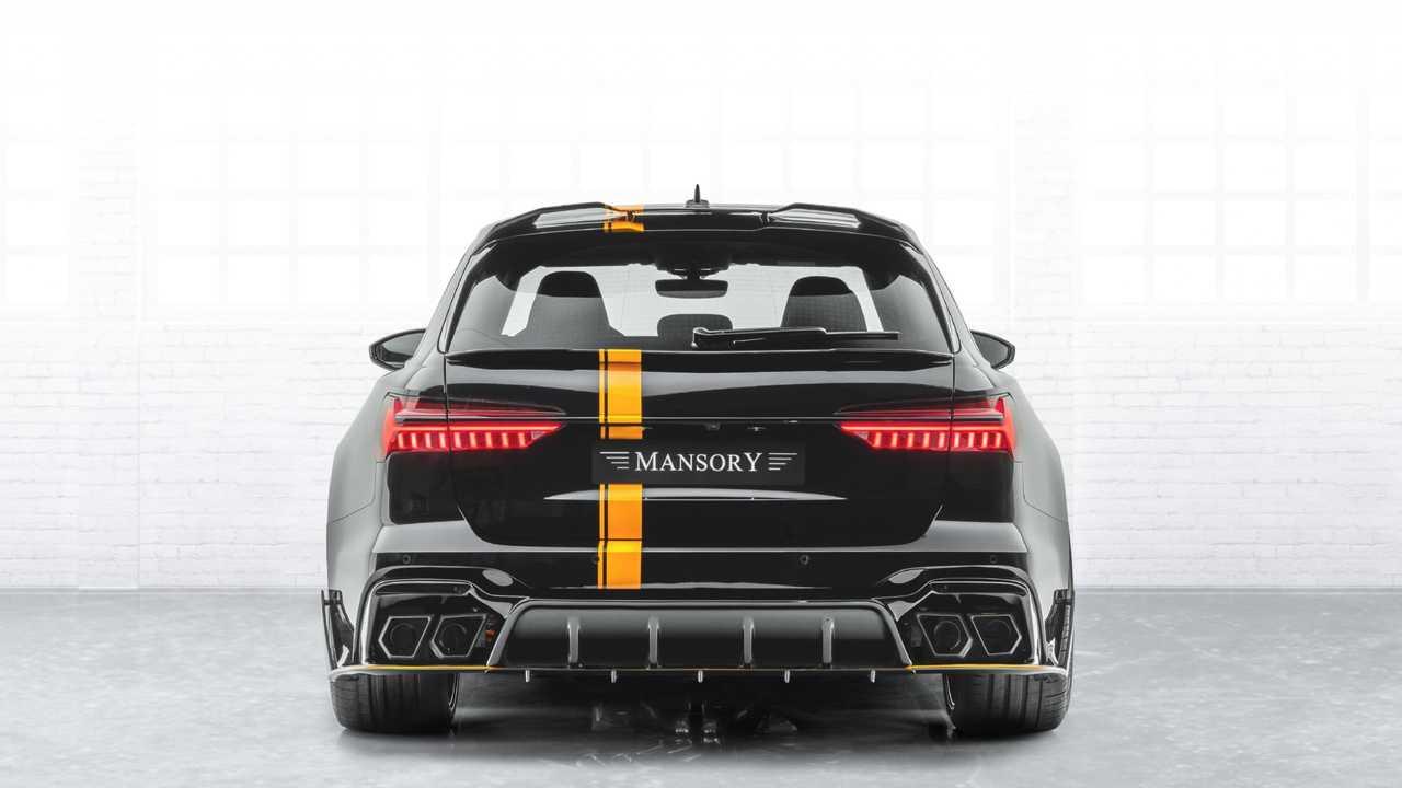 2021 Audi RS6 Avant by Mansory - 4808535
