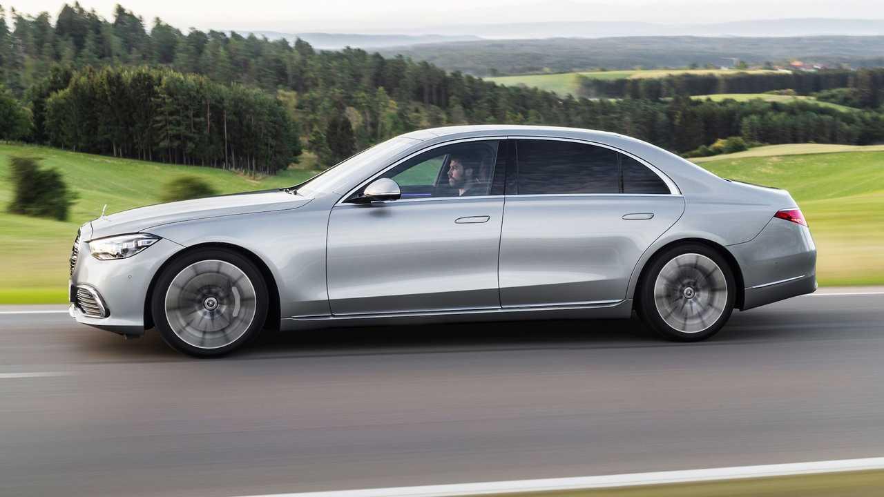 2021 Mercedes-Benz S-Klasse Exterieur | Motor1.com Fotos