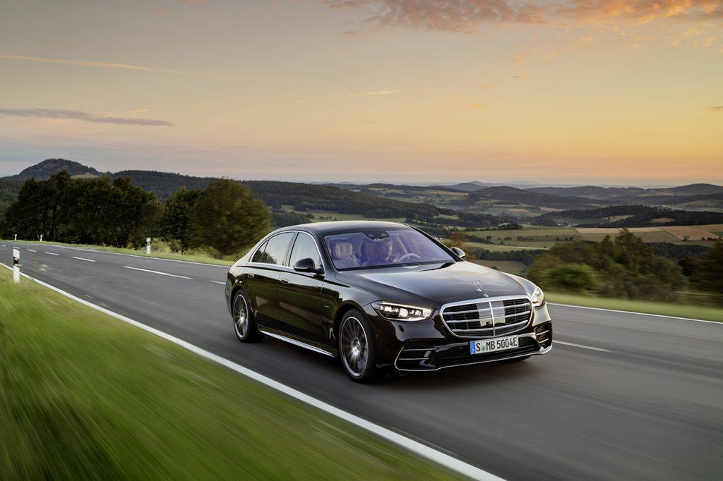 2021 Mercedes-Benz S-Klasse onthuld met S500 & S580 ...