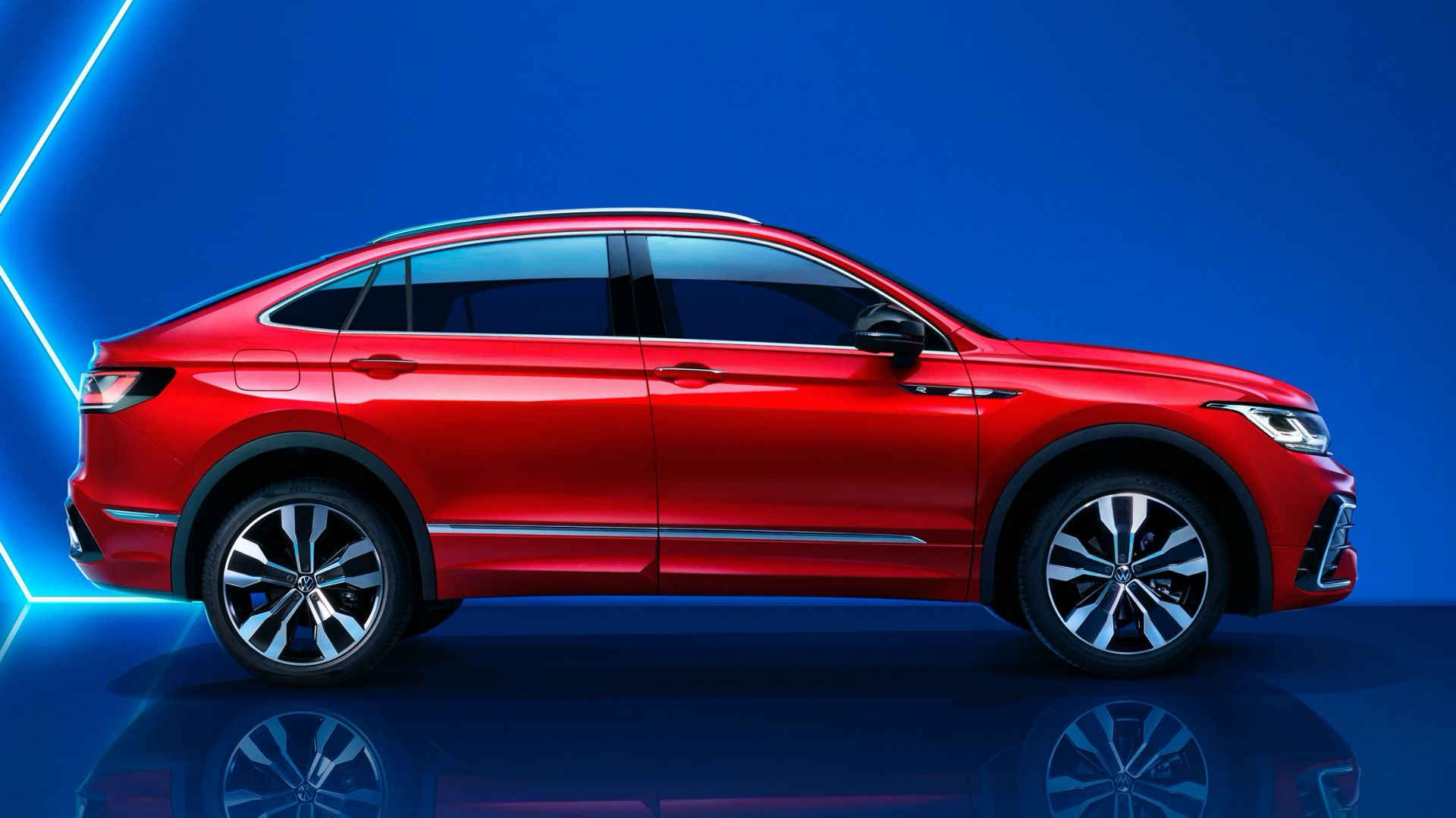 2021 Volkswagen Tiguan X SUV Coupe Revealed With R Line ...