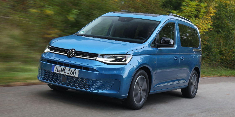 Llega la nueva Volkswagen Caddy 2021 - Motor y Racing