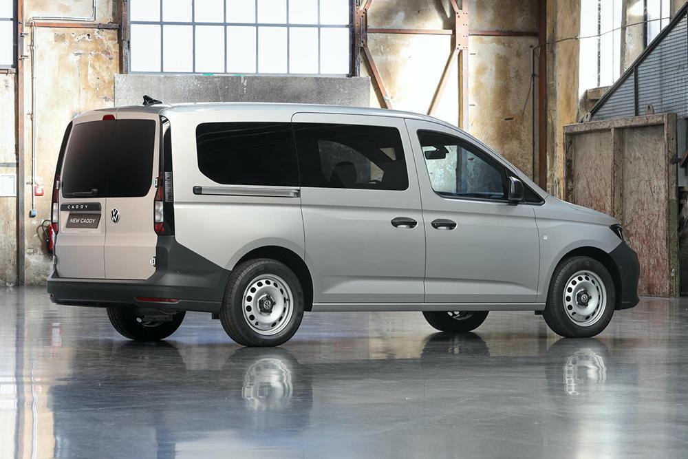 MQB家族再添一員 全新2021 VW Caddy正式曝光 | ca汽車頻道