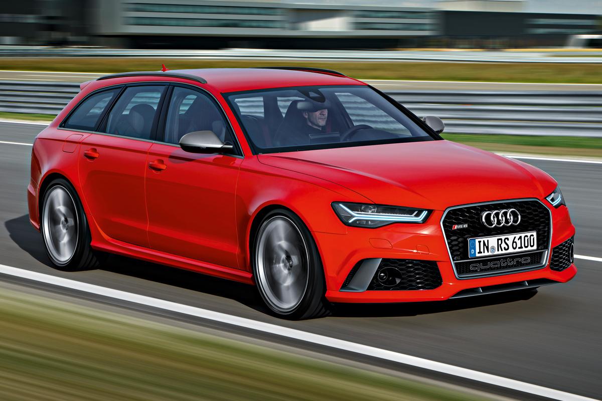 Avaliação: Audi RS6 Avant Performance é um jato em formato ...