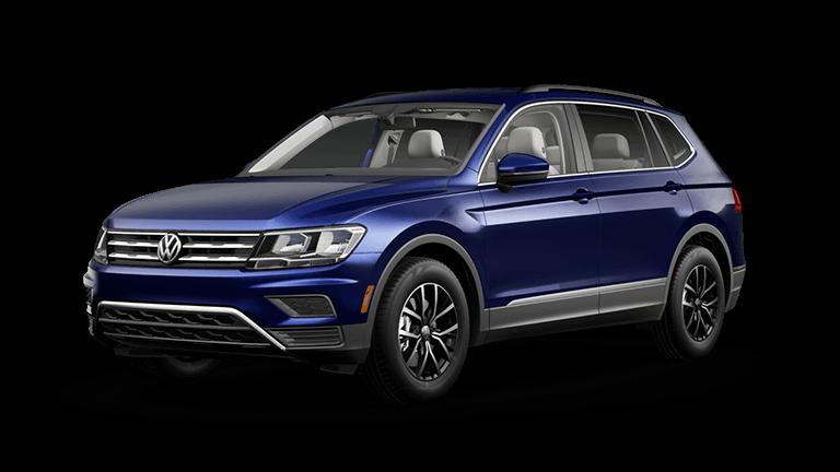 2021 VW Tiguan Review | Color Options, Features, Specs