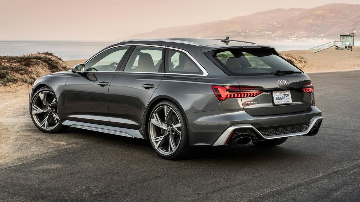 Audi 2021 A6 Avant RS6   規格配備 - Yahoo奇摩汽車機車