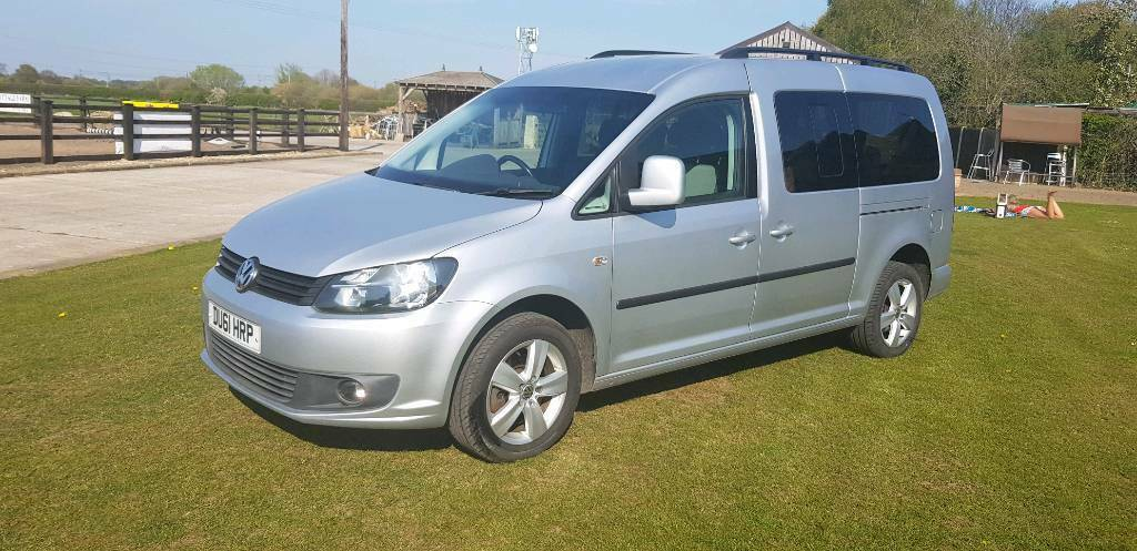 VW caddy maxi life 7 seater | in Bentley, South Yorkshire ...