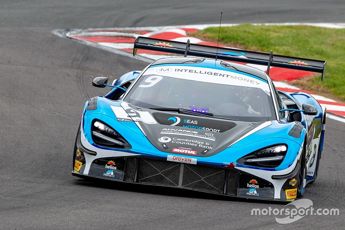 McLaren squad 2 Seas Motorsport joins DTM for 2021