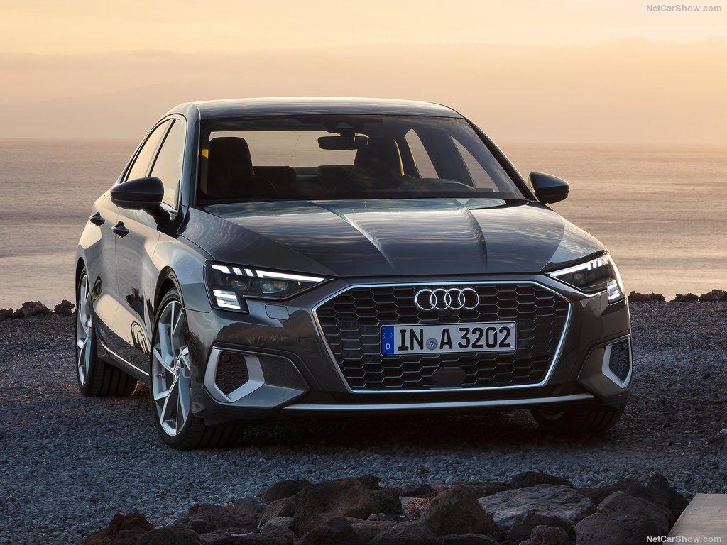 "Audi A3 Sedan 2021, la nouvelle ""petite"" berline allemande ..."