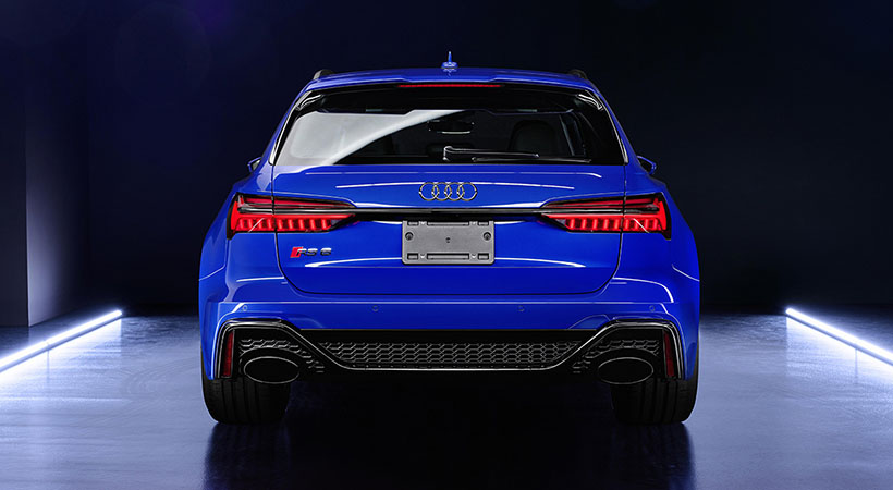 Audi RS6 Avant 2021 Tribute Edition, edición limitada a 25 ...