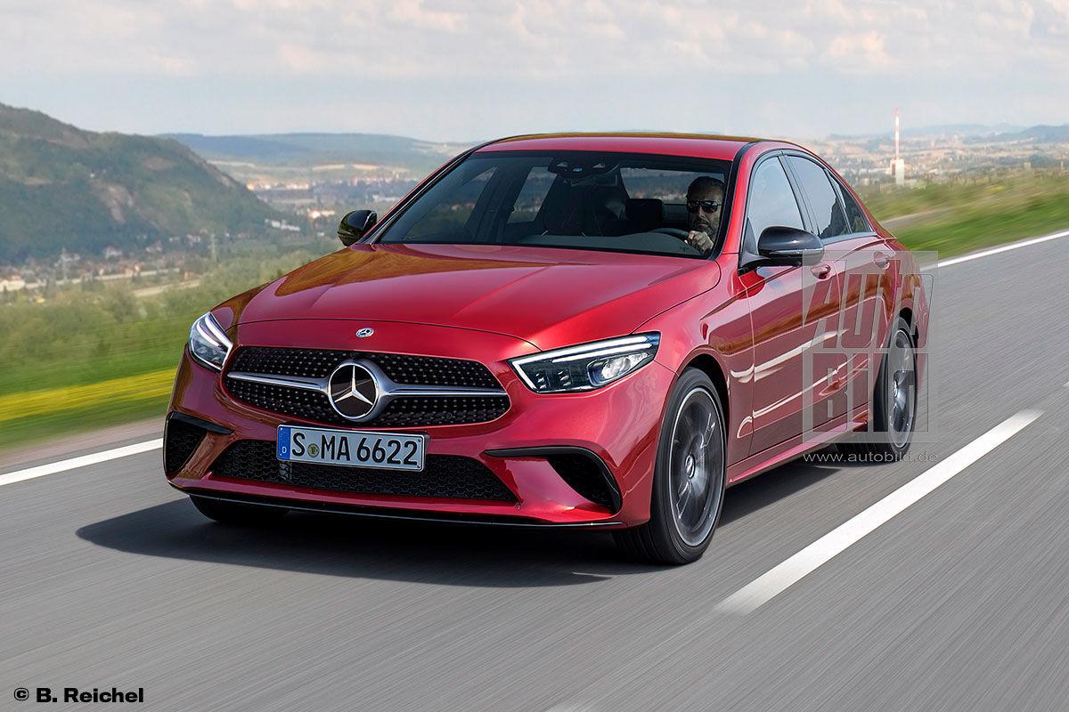 Bildergalerie Mercedes C-Klasse (2021) - Bilder - autobild.de