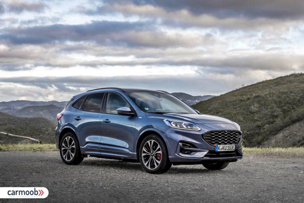 سعر ومواصفات فورد كوجا 2021 - مميزات وعيوب ford kuga 2021