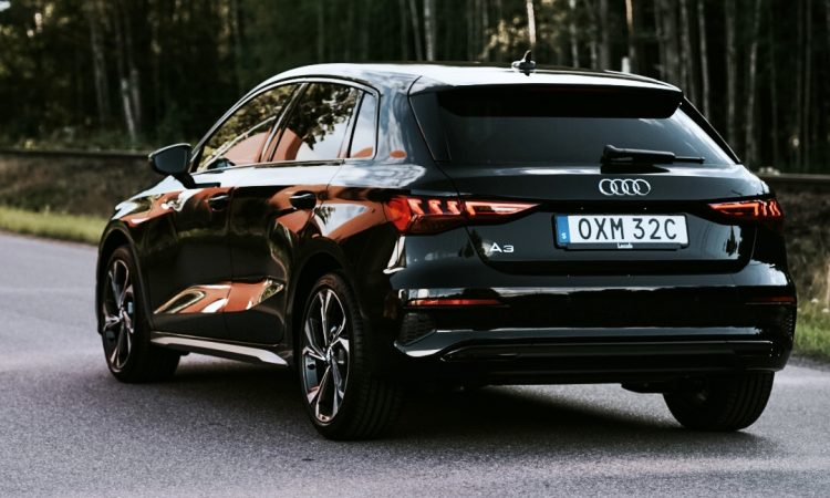 Audi A3 Sportback 2021 - Releaso