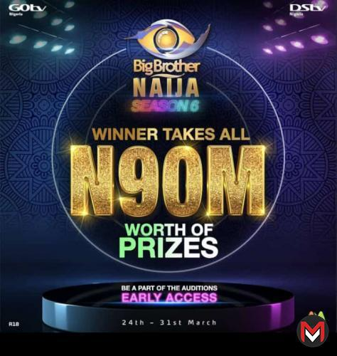ENTERTAINMENT: How To Apply For Big Brother Naija 2021 ...
