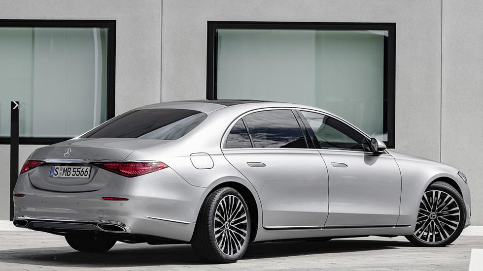 Mercedes-Benz S-Klasse (2021) - Autoflotte.de