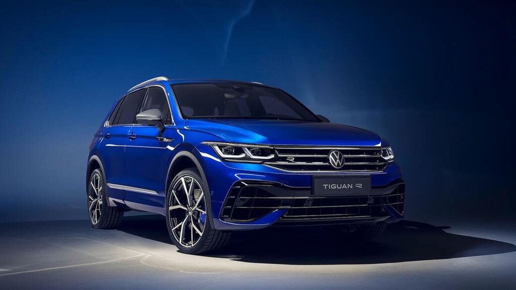 Volkswagen Tiguan 2021, una actualización que estrena ...