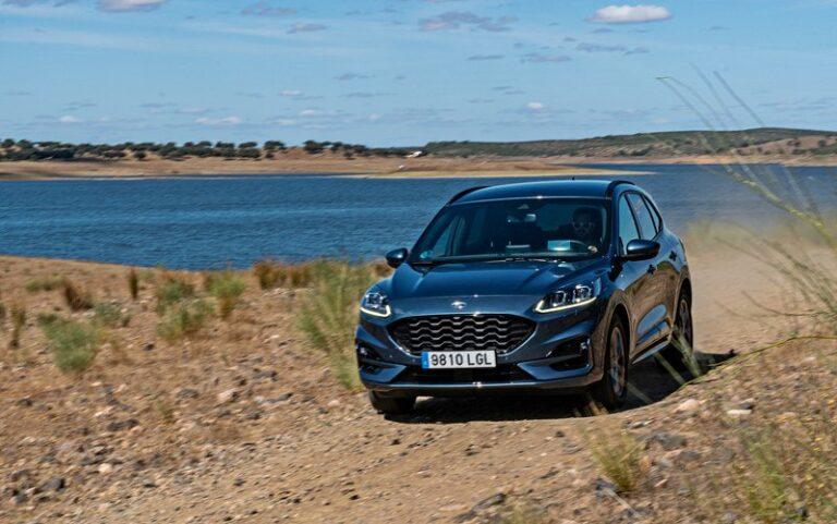 Prueba del Ford Kuga 2021 diésel: micro híbrido es mucho ...