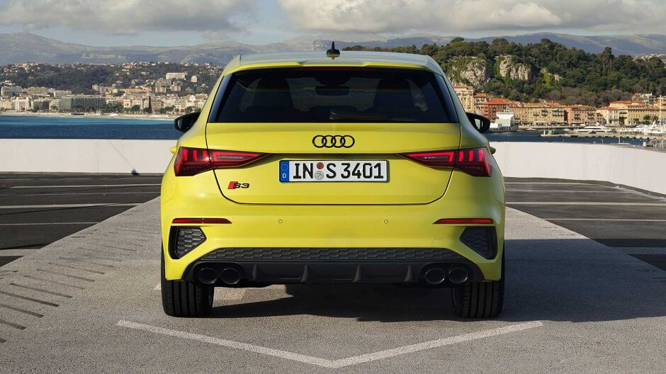 The 2021 Audi S3 Sportback and Sedan Have These Specifications