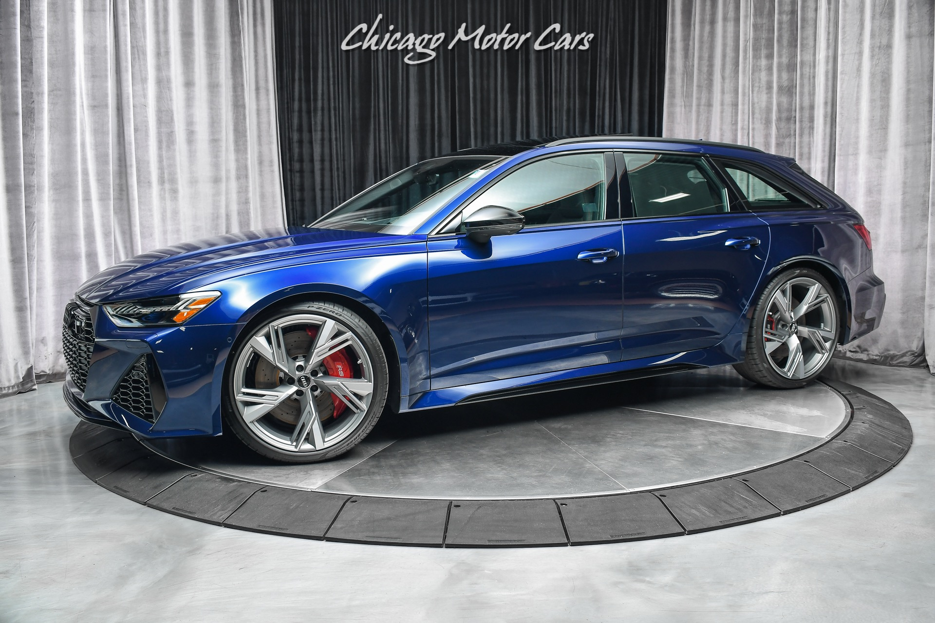 Used 2021 Audi RS6 4.0T quattro Avant SOLD OUT PRODUCTION ...