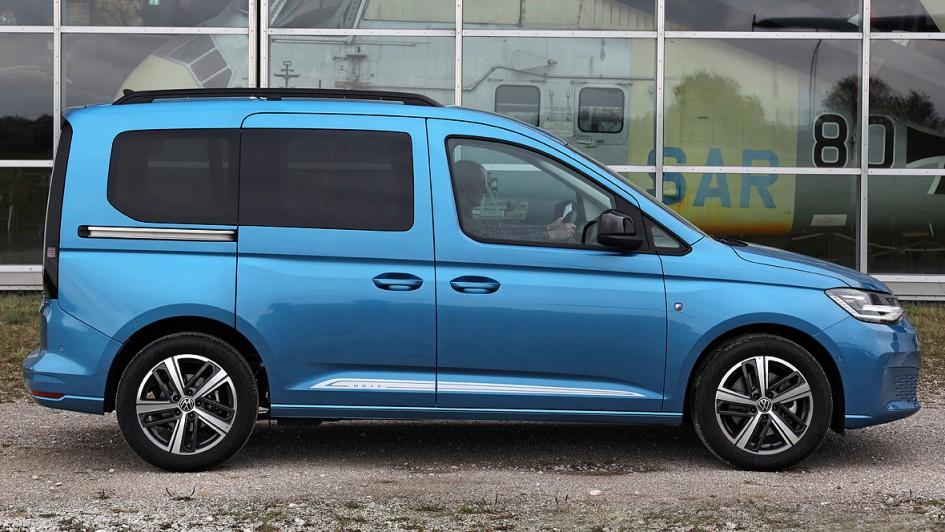 VW Caddy (2021) - Fahrbericht | autoservicepraxis.de