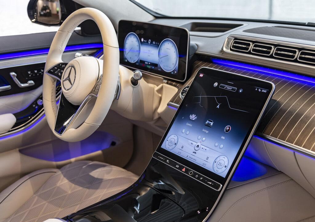 V12 Für Die Neue Mercedes S-Klasse 2021? | AUTODINO