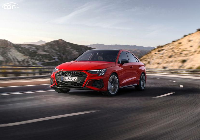 2021 Audi S3 Sedan Review- Performance, Trims, Price, MPG ...