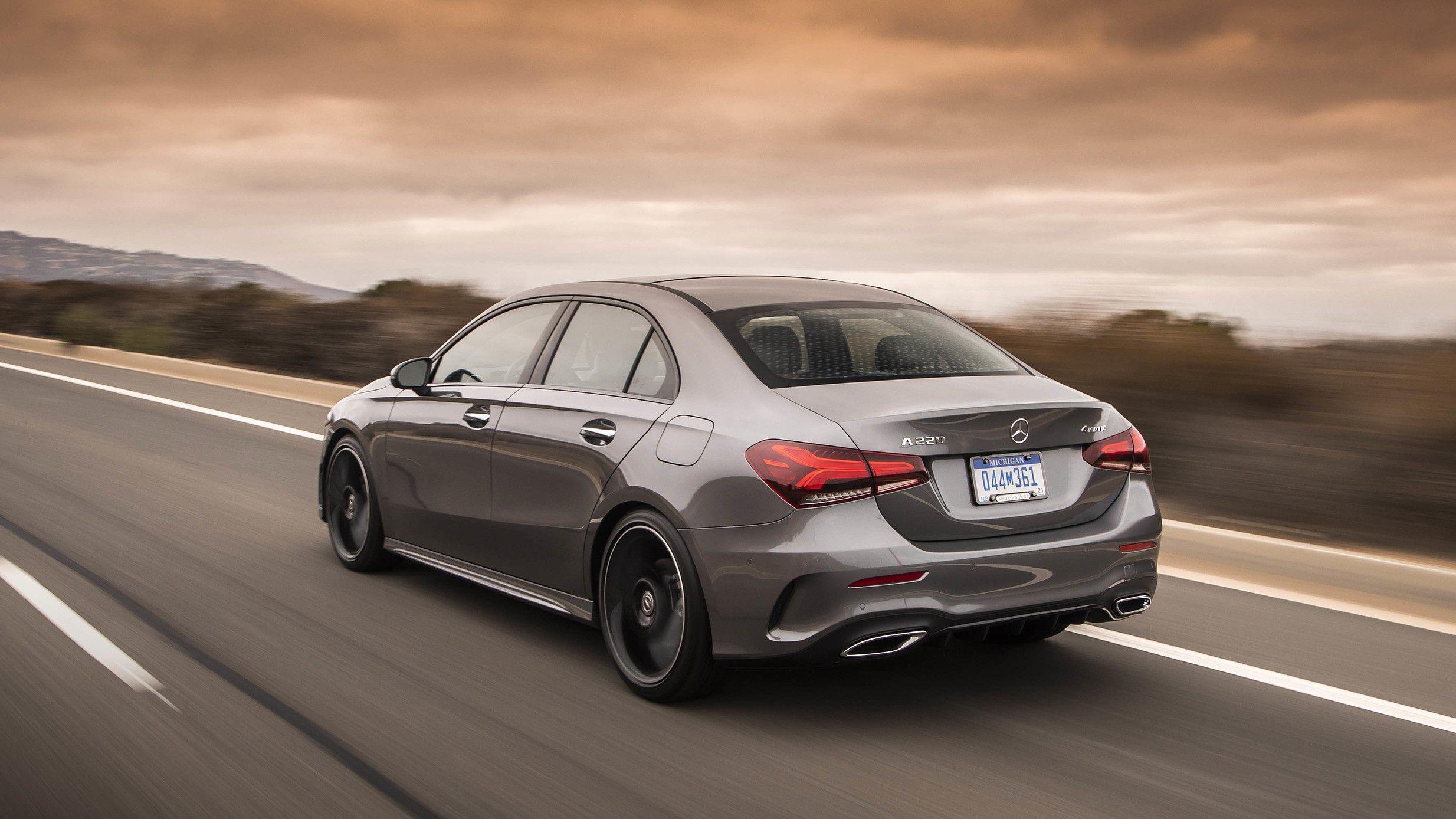 2021 Mercedes-Benz A-Class - Pricing, Performance, MPG ...