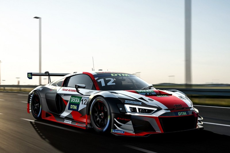 DTM 2021: Team Rosberg präsentiert Audi-Designs