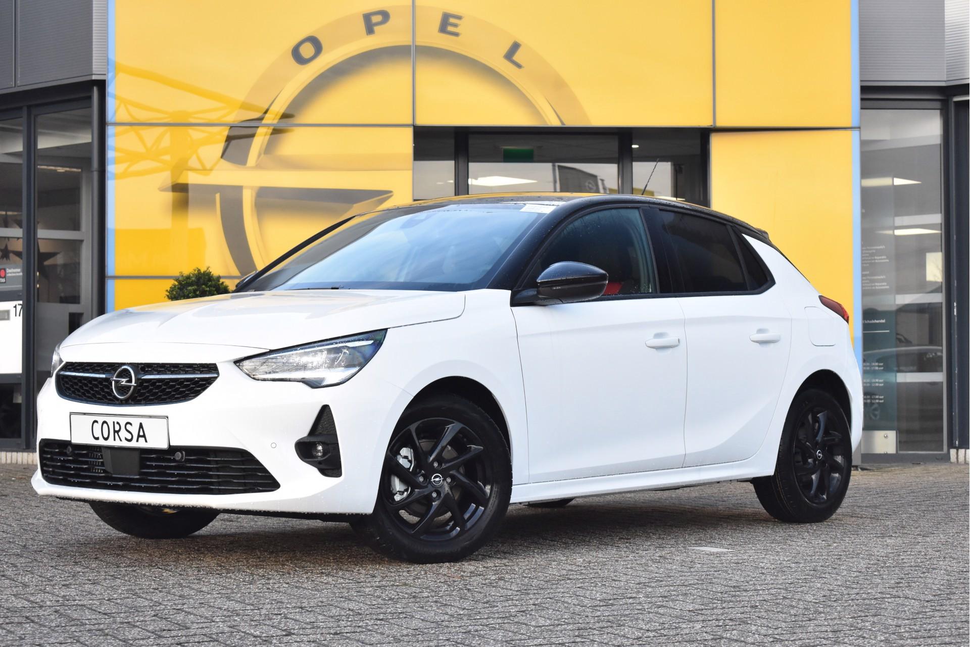 Opel Corsa 1.2 100 Pk Gs Line 2021 nieuw kopen   Auto.nl
