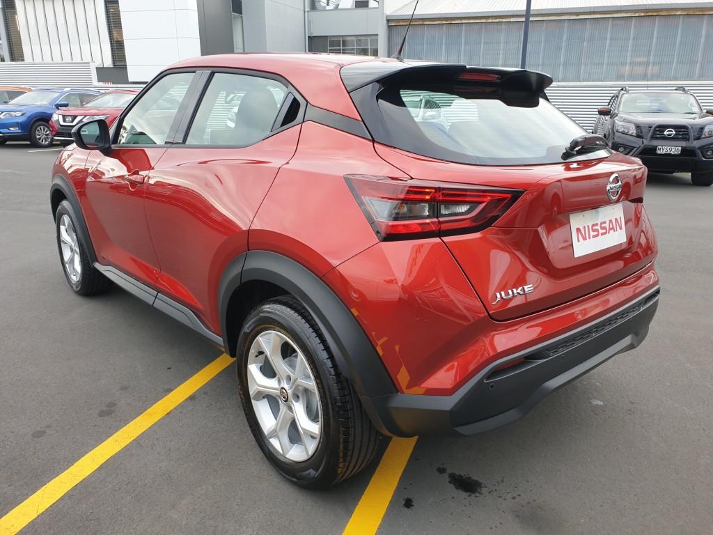 2021 Nissan Juke for sale in Auckland - Ingham Nissan