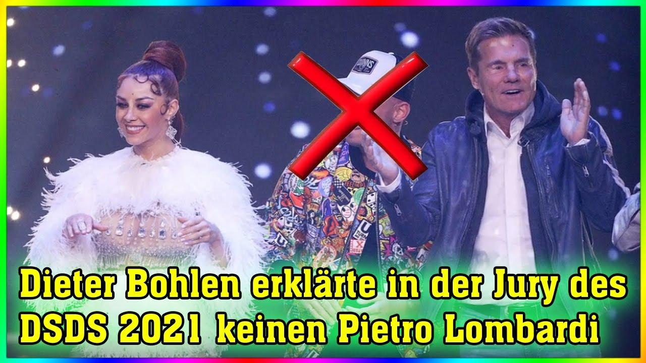 Dieter Bohlen kündigt an: In der Jury des DSDS 2021 ist ...
